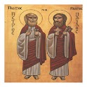 The Two Saints Peter and Paul icon