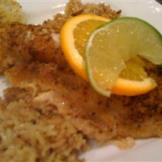 Key West-Style Baked Grouper