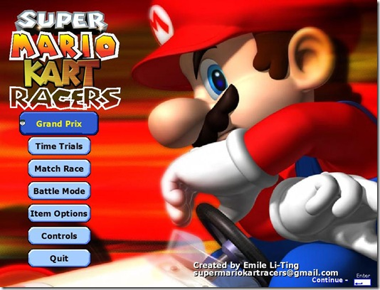Super Mario Kart Racers 2008-09-30 16-34-16-79