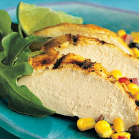 Speed Week Honey Mustard Grilled Chicken