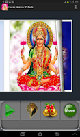Screenshot of Laxmi Mantra : 3D Book