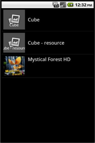 Amazing Mystical Forest