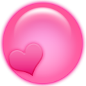 THEME - Pink Orb icon