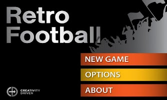 Screenshot of Retro Football