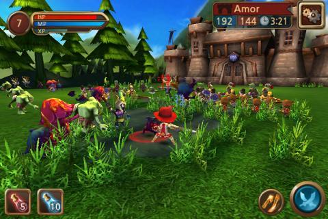 【免費街機App】Castle Master 3D-APP點子