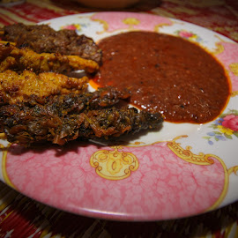 My Satay by Syahrul Nizam Abdullah - Food & Drink Meats & Cheeses