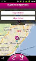 Screenshot of JoinUp Taxi Passenger