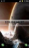 Screenshot of Nibiru Apocalypse Countdown