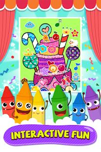 Kids Coloring Fun- screenshot thumbnail