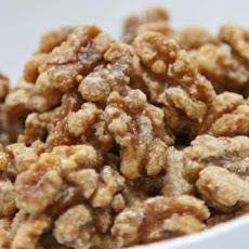 Candied Espresso Walnuts