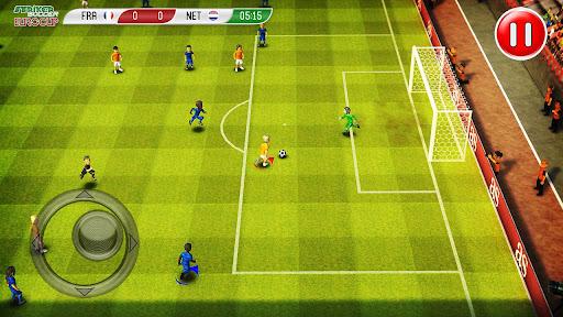 Striker Soccer Euro 2012 Pro - screenshot