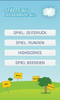 Screenshot of Städtequiz: Das Geografie-Quiz