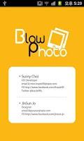 Screenshot of Blow Photo - Timer Camera