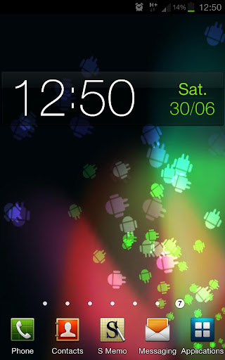 Jelly Bean Live Wallpaper