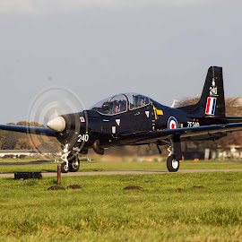 Tucano by Phil Nix - Transportation Airplanes