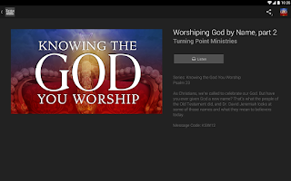 Screenshot of Turning Point Ministries