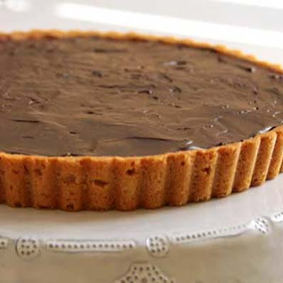 Sweet Peanut Butter Cookie Tart Crust