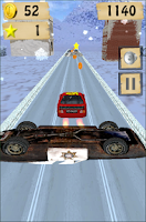 Screenshot of Red Racer