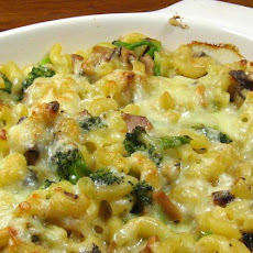 Macaroni and Cheese....and Veggies