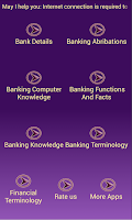 Screenshot of Banking Awareness 2014