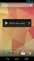Screenshot of Sound Search for Google Play