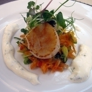 Scallop Fritters Recipes