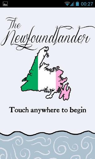 The Newfoundlander