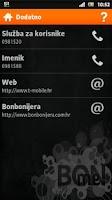 Screenshot of BONme!
