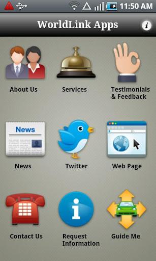 WorldLink Apps