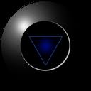 Magic 8 ball mobile app icon