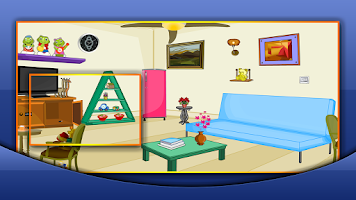 Screenshot of Tidy Room Escape