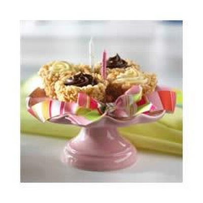 KELLOGG'S® RICE KRISPIES TREATS® Birthday Fun Cups