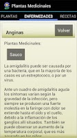 Screenshot of Plantas Medicinales