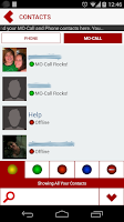 Screenshot of MO-Call Free Calls- Cheap VoIP
