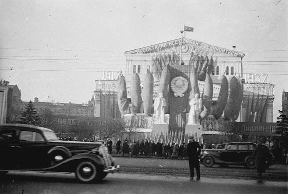 Moscou - Du Tsarisme au Communisme - Partie 12 dans Photographies du monde d'autrefois