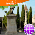 Valladolid Street Map icon