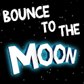 Bounce to the moon icon