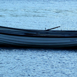 Boat by Martin Thomson - Transportation Boats ( water, motor, motorboat, boat, anchor )