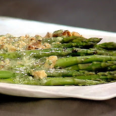 Asparagus Salad with Walnut Oil Vinaigrette