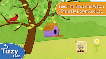 Screenshot of Tizzy Seasons Lite for Kids