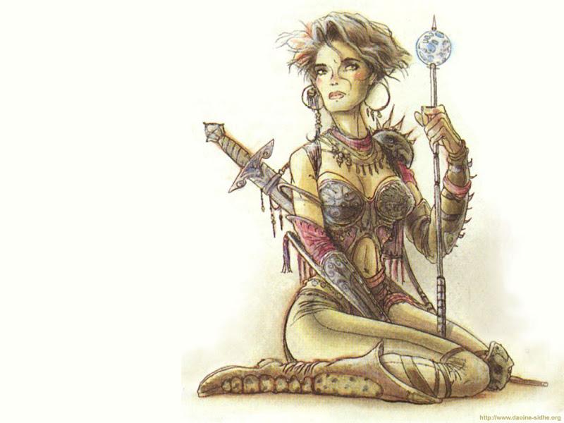 Illustrateur Fantasy - Tony Di Terlizzi