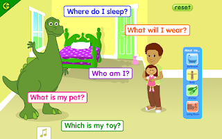 Screenshot of Starfall FREE
