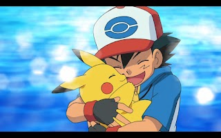 Screenshot of Pokémon TV