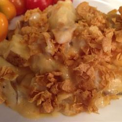 Incredible Potato Casserole