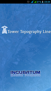 Tower Topography Lines Screenshot