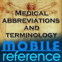 Medical Abbreviations and Term icon