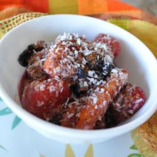 Berry Breakfast Cobbler