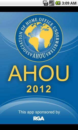 AHOU 2012