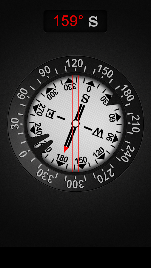 Compass PRO Screenshot 3