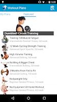 Screenshot of JEFIT Pro - Workout & Fitness